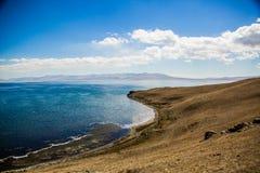 Ein schönes See Lied Kol Stockbild