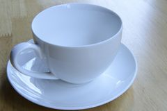 Ein Schalen-Kaffee Stockbild