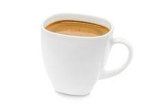 Ein Schalen-Kaffee Lizenzfreie Stockfotos