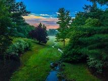 Ein Sonnenaufgang zum sich zu erinnern lizenzfreie stockbilder