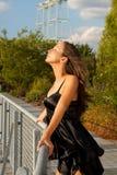 Ein Sonnenbad nehmen Lizenzfreie Stockfotos
