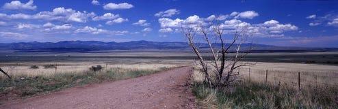 Ein sonniger Tag in Kolorado Stockfotografie
