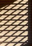 Ein Spiel der Schatten Lizenzfreie Stockfotografie
