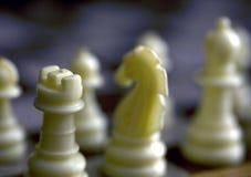 Ein Spiel der Strategie Lizenzfreies Stockfoto