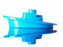 Ein Spielzeugboot Lizenzfreies Stockfoto