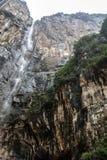 Ein Spritzen des Wasserfalls Lizenzfreie Stockfotografie