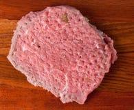 Ein Stück Fleisch lizenzfreie stockfotos