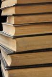 Ein Stapel alte Bücher Lizenzfreie Stockfotografie