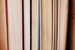 Ein Stapel alte Bücher Stockfoto