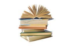 Ein Stapel Bücher Lizenzfreie Stockfotos