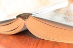 Ein Stapel Bücher auf dem Tisch Lizenzfreie Stockfotografie