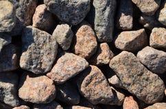 Ein Steinbeschaffenheitshintergrund Stockbilder