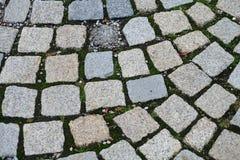Ein Steinboden Lizenzfreies Stockbild