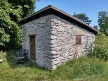Ein stonehouse Lizenzfreie Stockfotos