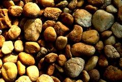 Ein stoney Hintergrund Stockfoto