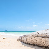Ein Strand Stockfoto