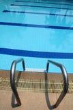 Ein Swimmingpool. Stockfoto