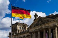 Ein Tag in Berlin, Deutschland stockbilder