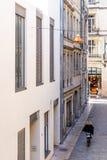 Ein Tag im Bordeaux lizenzfreie stockfotografie