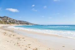 Ein Tag im Laguna Beach, Kalifornien lizenzfreies stockfoto