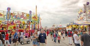 Ein Tag am Karneval Lizenzfreie Stockfotografie