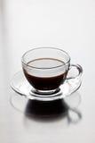 Ein Tasse Kaffee lizenzfreie stockfotografie