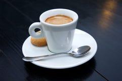 Ein Tasse Kaffee #1 lizenzfreie stockbilder