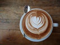 Ein Tasse Kaffee Stockbild