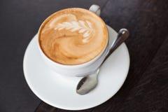 Ein Tasse Kaffee Lizenzfreie Stockbilder