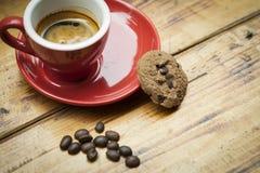 Ein Tasse Kaffee stockbilder