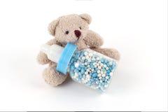 Ein teddybear Lizenzfreie Stockbilder