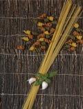 Ein Teigwarenblumenstrauß Lizenzfreie Stockfotografie