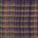 Ein Textilhintergrund mit leuchtenden Fasern stock abbildung
