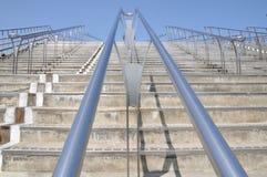Ein Treppenhaus Lizenzfreie Stockfotografie