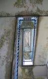 Ein Treppenhaus stockfoto