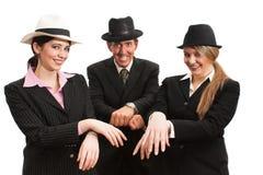 Geschäft Gangnam Art Lizenzfreies Stockbild