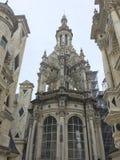 Ein Turm von Chambord-castel lizenzfreie stockfotos