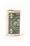 Ein US-Dollar lizenzfreies stockbild