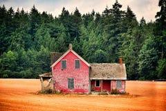 Ein verlassenes Gutshaus lizenzfreies stockbild