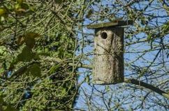 Ein Vogelhaus Stockfotos