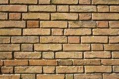 Ein Wandziegelstein Lizenzfreies Stockfoto