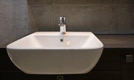 Ein Waschbecken Stockfotografie