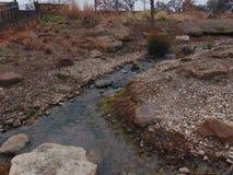 Ein Weg des Wassers lizenzfreie stockbilder