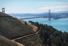 Ein Weg von San Francisco Lizenzfreies Stockfoto