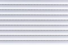 Ein weißer Vorhang Lizenzfreie Stockbilder