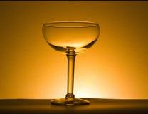 Ein Weinglas Stockbilder