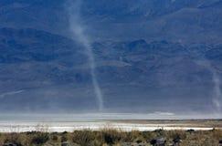 Ein Wirbelwind Stockfotografie