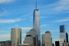 Ein World Trade Center Stockfotos