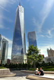 Ein World Trade Center Lizenzfreies Stockfoto