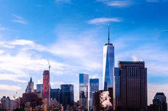 Ein World Trade Center, New York Stockbilder